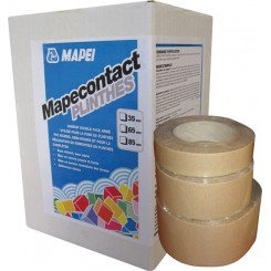 Mapecontact banda bi-adesiva mm65 per posa senza collante