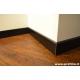 zoccolino basso laccato nero quadro mm50 x mm10 multistrato