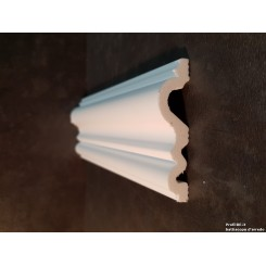 Profilo bianco mezzo muro pra13 mm80 extra resistente