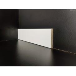 Profilo basso cm4 spessore mm5 laccato bianco standard tipo ral 9003 laccato su tre lati (1)