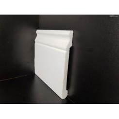 battiscopa impermeabile anti umidità in polimero bianco sagomato mm150 x mm 15 (1)