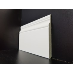 battiscopa anti umidità ducale inglese bianco 10 cm idrofugo ral 9010 (1)