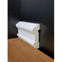 Profilo bianco mezzo muro 8 cm extra resistente prc3040 spessore 3 centimetri