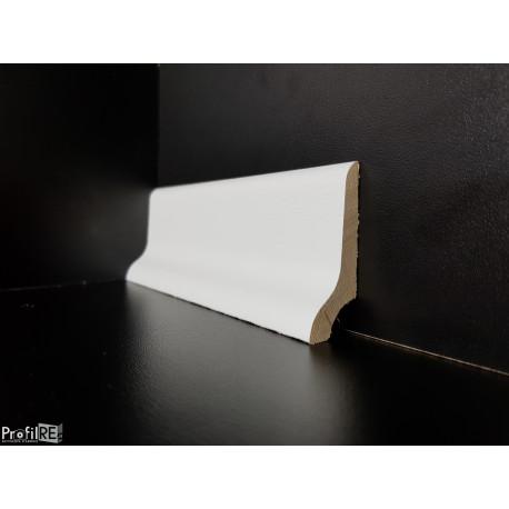 battiscopa zoccolino milano bianco altezza 6 centimetri spessore centimetri 2