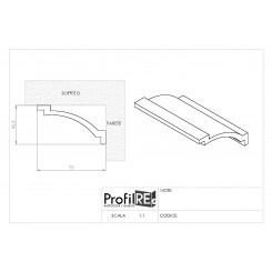 Cornice soffitto polistirene duro pra16c-page-001