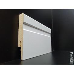 Battiscopa zoccolino economico moderno bianco modello la Spezia