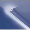 Veletta porta led per soffitto EXTRA RESISTENTE agli urti PRONTA ALL'USO