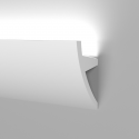 Veletta porta led per soffitto EXTRA RESISTENTE e PRONTA ALL'USO mm 75x36