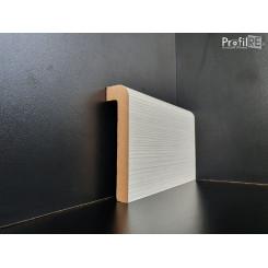 coprizoccolo coprimarmo mdf effetto larice bianco grigio grigio per pavimenti legno e laminati