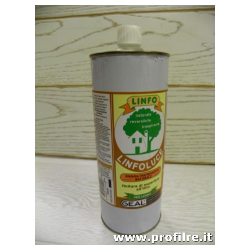 linfoluce geal detergente di manutenzione per parquet e pavimenti oliati