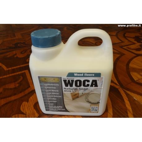 woca sapone bianco per parquet oliato